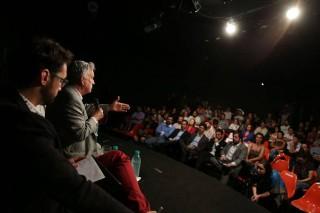 Encontro com o Teatro. Foto: Ministério da Cultura/Reprodução