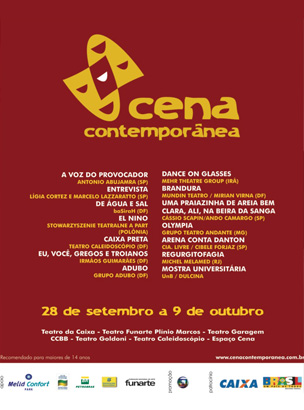 Cena Contemporânea 2005