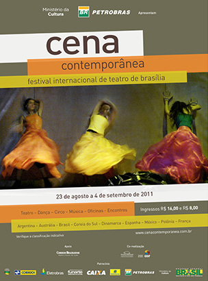 Cena Contemporânea 2011