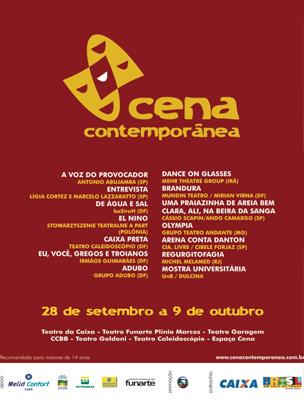 Cena Contemporânea 2005
