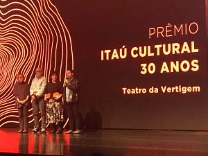 Teatro da Vertigem no Prêmio Itaú Cultural