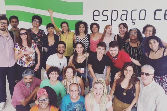 Equipe Cena Contemporânea 2016